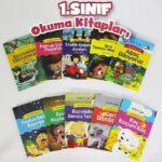 Çocuk Gezegeni 1. Sınıf Okuma Kitapları - Celal Akbaş