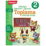 2. Sınıf Zihinden Eğlenceli-Öğretici Toplama Etkinlikleri Kitap