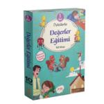 Yuva Yayınları 1.Sınıf Öykülerle Değerler Eğitimi Seti Kapak Fotoğrafı