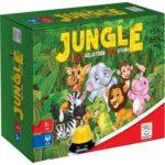 3+ Yaş Jungle (Dikkat Geliştiren Zeka Oyunu)